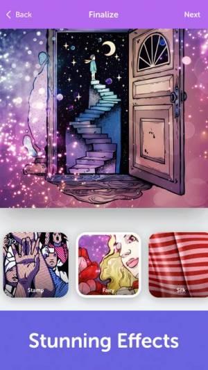iPhone、iPadアプリ「Recolor - 大人のための塗り絵帳」のスクリーンショット 5枚目