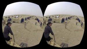 iPhone、iPadアプリ「NYT VR - New York Times」のスクリーンショット 3枚目