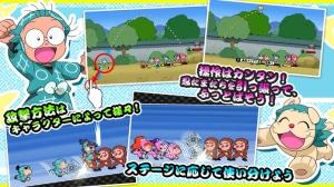 iPhone、iPadアプリ「忍たま乱太郎 ふっとびパズル!の段」のスクリーンショット 3枚目