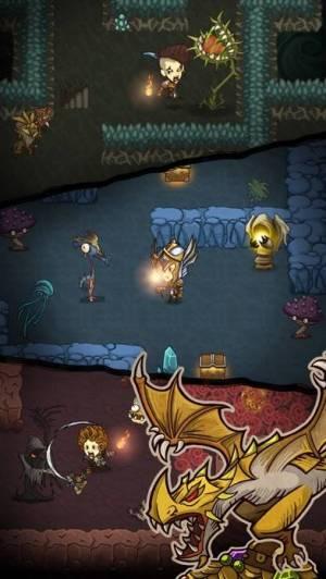 iPhone、iPadアプリ「The Greedy Cave」のスクリーンショット 2枚目