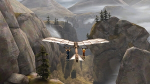 iPhone、iPadアプリ「Brothers: A Tale of Two Sons」のスクリーンショット 3枚目