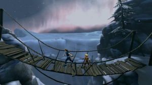 iPhone、iPadアプリ「Brothers: A Tale of Two Sons」のスクリーンショット 2枚目