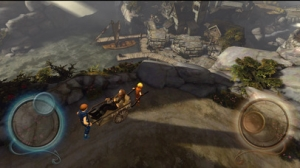 iPhone、iPadアプリ「Brothers: A Tale of Two Sons」のスクリーンショット 1枚目