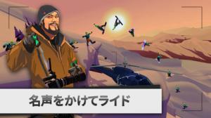 iPhone、iPadアプリ「Snowboarding The Fourth Phase」のスクリーンショット 4枚目