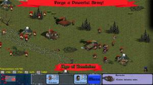 iPhone、iPadアプリ「Age of Dominion RTS: Command your Empire!」のスクリーンショット 3枚目
