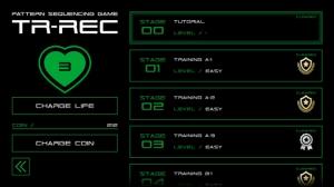 iPhone、iPadアプリ「TR-REC GAME」のスクリーンショット 3枚目