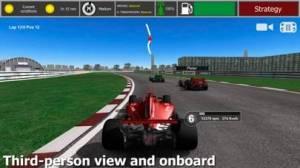iPhone、iPadアプリ「FX Racer」のスクリーンショット 2枚目
