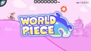 iPhone、iPadアプリ「WORLD PIECE ~ワールドピース~」のスクリーンショット 1枚目