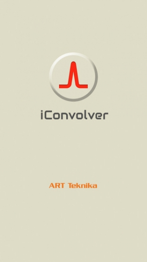 iPhone、iPadアプリ「iConvolver - Impulse Response Reverb」のスクリーンショット 5枚目