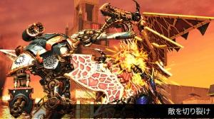 iPhone、iPadアプリ「Warhammer 40,000: Freeblade」のスクリーンショット 2枚目