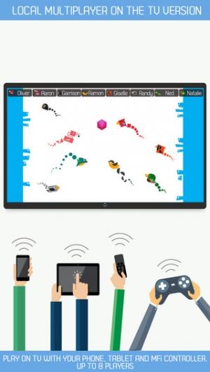 iPhone、iPadアプリ「Bird Climb」のスクリーンショット 5枚目