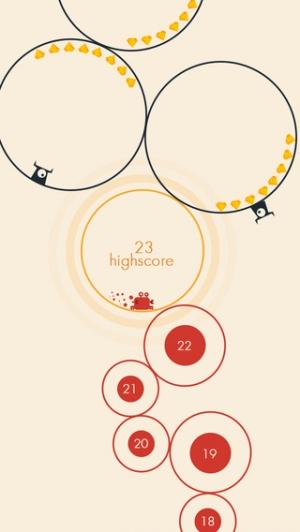 iPhone、iPadアプリ「Running Circles」のスクリーンショット 2枚目