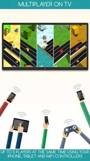 iPhone、iPadアプリ「Lane Racer」のスクリーンショット 5枚目