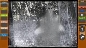 iPhone、iPadアプリ「Haunted VHS - Retro Paranormal Ghost Camcorder」のスクリーンショット 5枚目