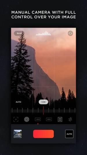 iPhone、iPadアプリ「MuseCam - Photo Editor」のスクリーンショット 1枚目