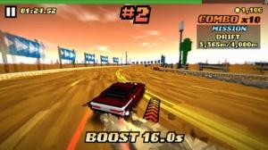 iPhone、iPadアプリ「Maximum Car」のスクリーンショット 2枚目