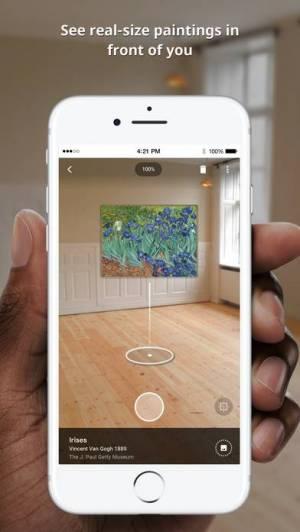 iPhone、iPadアプリ「Google Arts & Culture」のスクリーンショット 3枚目