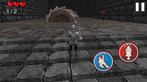 iPhone、iPadアプリ「Fantasy Simulator KnightX」のスクリーンショット 1枚目