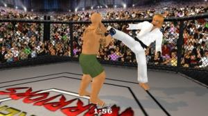 iPhone、iPadアプリ「Weekend Warriors MMA」のスクリーンショット 1枚目