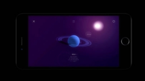 iPhone、iPadアプリ「SPACE by THIX」のスクリーンショット 1枚目