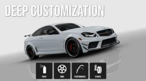 iPhone、iPadアプリ「Assoluto Racing」のスクリーンショット 2枚目