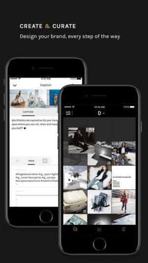 iPhone、iPadアプリ「UNUM - Design Perfection」のスクリーンショット 3枚目
