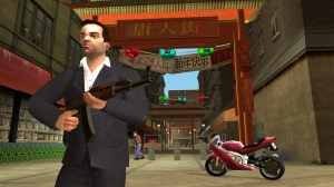 iPhone、iPadアプリ「Grand Theft Auto: Liberty City Stories」のスクリーンショット 3枚目