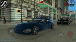 iPhone、iPadアプリ「Grand Theft Auto: Liberty City Stories」のスクリーンショット 4枚目