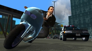 iPhone、iPadアプリ「Grand Theft Auto: Liberty City Stories」のスクリーンショット 1枚目