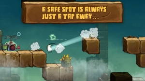 iPhone、iPadアプリ「Blown Away: Secret of the Wind」のスクリーンショット 2枚目