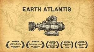 iPhone、iPadアプリ「Earth Atlantis」のスクリーンショット 1枚目
