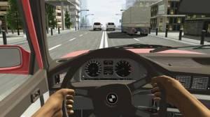 iPhone、iPadアプリ「Racing in Car」のスクリーンショット 3枚目