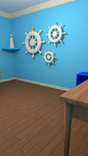 iPhone、iPadアプリ「海賊が好きな子供の部屋から脱出」のスクリーンショット 3枚目