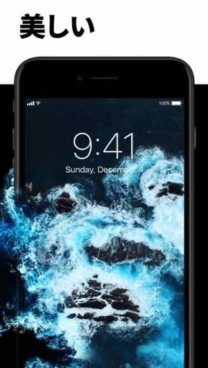 iPhone、iPadアプリ「私のライブ壁紙: ダイナミック背景画像と綺麗な壁紙」のスクリーンショット 5枚目