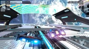iPhone、iPadアプリ「Cosmic Challenge: Best online space racing game」のスクリーンショット 3枚目