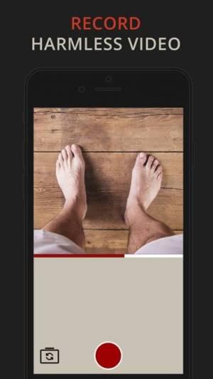 iPhone、iPadアプリ「Horror Video. ホラービデオ」のスクリーンショット 1枚目