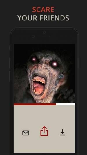 iPhone、iPadアプリ「Horror Video. ホラービデオ」のスクリーンショット 3枚目