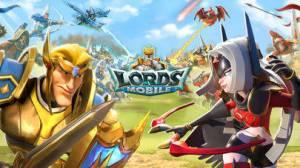 iPhone、iPadアプリ「ロードモバイル: オンラインキングダム戦争&ヒーローRPG」のスクリーンショット 1枚目