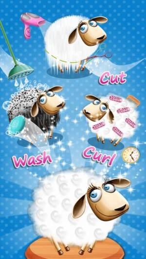 iPhone、iPadアプリ「Little Buddies Animal Hospital 2 - Pet Dentist, Doctor Care & Spa Makeover」のスクリーンショット 3枚目