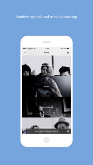 iPhone、iPadアプリ「Loud」のスクリーンショット 2枚目