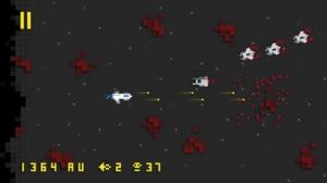 iPhone、iPadアプリ「Galactic Escape」のスクリーンショット 2枚目