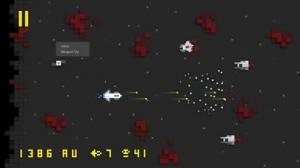 iPhone、iPadアプリ「Galactic Escape」のスクリーンショット 3枚目