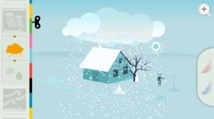 iPhone、iPadアプリ「天気 ~ あそんでまなぼう」のスクリーンショット 3枚目