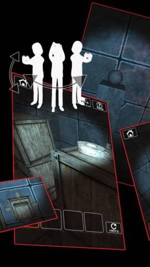 iPhone、iPadアプリ「脱出ゲーム 超体感!「牢獄」」のスクリーンショット 3枚目