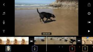iPhone、iPadアプリ「Filmmaker Pro 本格的な動画エディタ」のスクリーンショット 3枚目