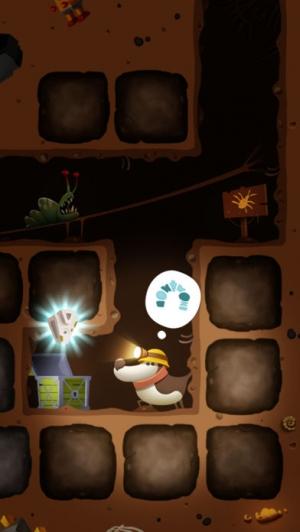 iPhone、iPadアプリ「ココ掘れワンワン Diggy Dog」のスクリーンショット 3枚目