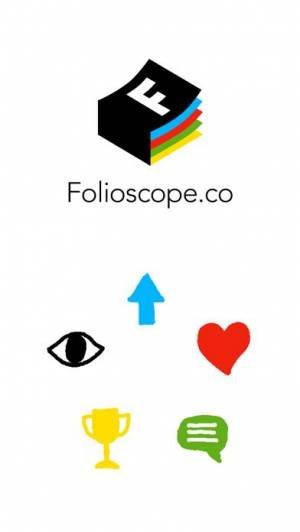iPhone、iPadアプリ「Folioscope」のスクリーンショット 5枚目