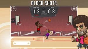 iPhone、iPadアプリ「Basketball Battle - Arcade Hoops Game (Full Court)」のスクリーンショット 3枚目