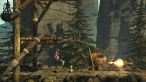iPhone、iPadアプリ「Oddworld: New 'n' Tasty」のスクリーンショット 4枚目