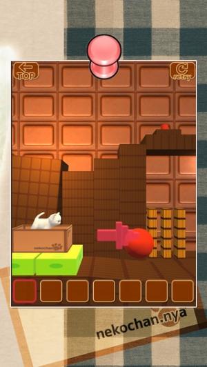 iPhone、iPadアプリ「脱出ゲーム 猫ゴラスの装置」のスクリーンショット 2枚目